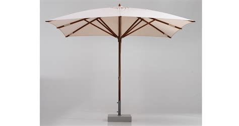 Teak Wood Umbrella Dubai Terrace And Garden Teak Patio Umbrellas