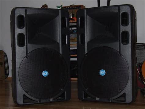 Speaker Aktif Rcf 500 rcf 500 a image 505781 audiofanzine