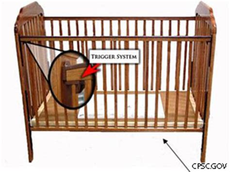 What Causes A To Crib by Crib Recall 2 1 Million Deemed Unsafe American Morning