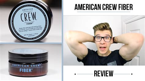 how to use american crew fiber for short hair american crew fiber review men s hair youtube