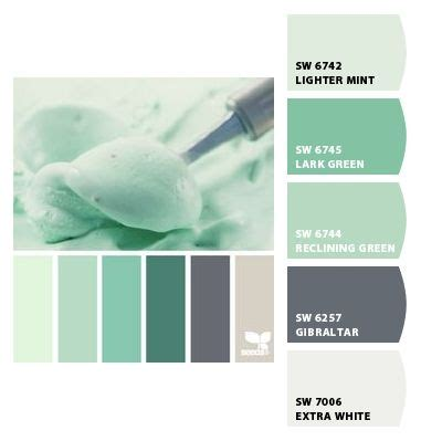mint paint color paint colors from chip it by sherwin williams the