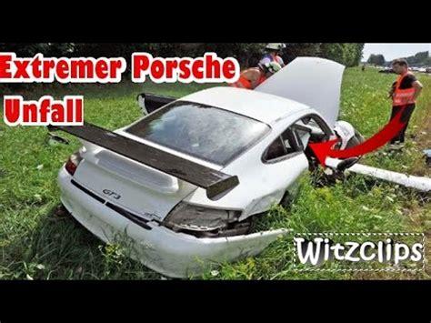 Porsche Witze by Witz Porsche Unfall
