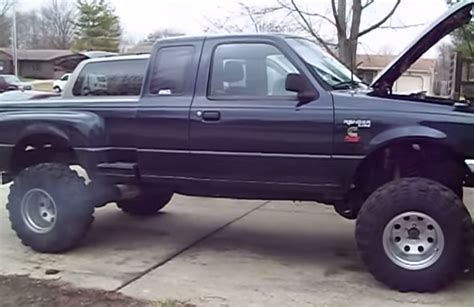 Ford Ranger 4bt Cummins Conversion