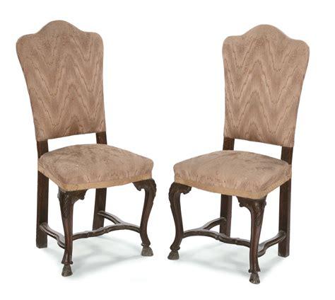 sedia luigi xiv coppia di sedie luigi xiv xviii secolo arredi e oggetti