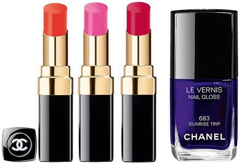 Chanel Summer Exclusive Colour Collection 2007 by Chanel La 2016 Makeup Collection Fashionisers