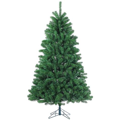 montana fir christmas tree sterling 7 ft unlit montana pine artificial tree with 1026 tips 5759 70 the home depot