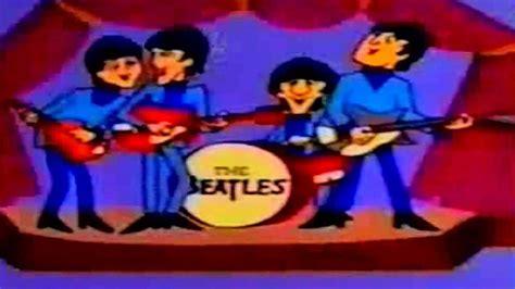 imagenes extrañas de los beatles the beatles cartoon mini clip espa 241 ol latino youtube