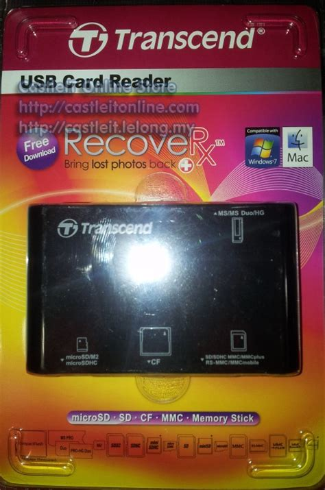 Card Reader Transcend Rdp 8 Usb3 0 transcend card reader images