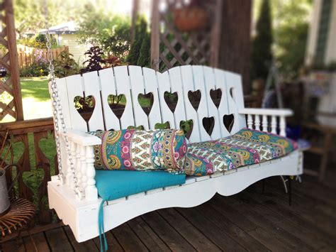 victorian porch swing custom designed antiqued porch swing abodeacious