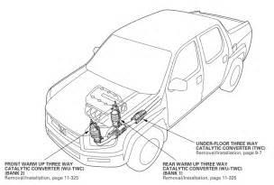 2006 Honda Pilot Code P0420 Subaru P0420 Bank 1 Autos Post