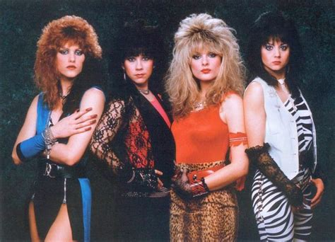 famous female rock stars of the 90 s female hair metal bands poison dollys femme fatale
