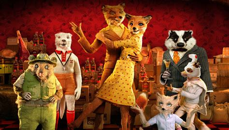 Fantastic Factory 14 fantastic mr fox by wes