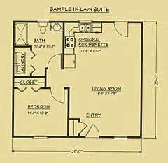 Mother In Law Suite Plans by 1000 Images About Small Space Floor Plans On Pinterest