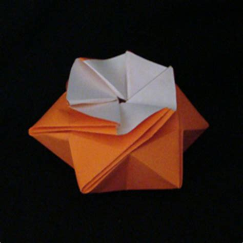 Self Closing Origami Box - tato and origami containers