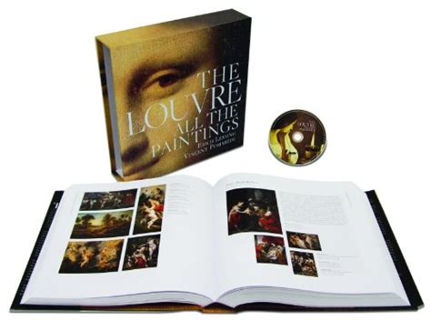 the louvre all the 1579128866 libro the louvre all the paintings di anja grebe erich lessing henri loyrette vincent pomar 232 de