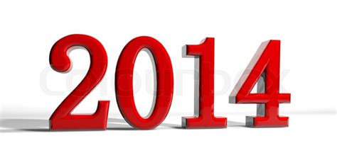 new year number new year number 2014 stock photo colourbox