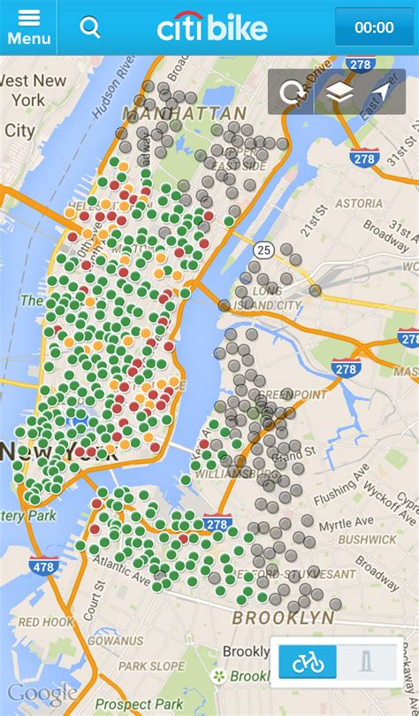 citibike map citi bike map now shows 100 new stations coming soon streetsblog new york city