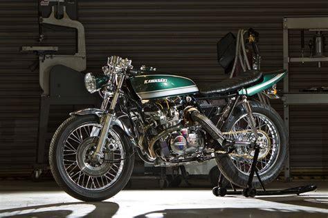 Kz Kawasaki by Turbocharged Kawasaki Kz650 Bikebound