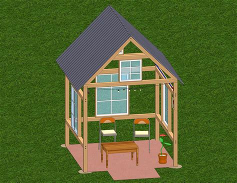 make a how to make a gazebo 13 steps with pictures wikihow