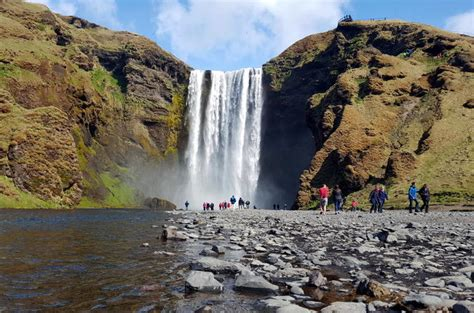 iceland attractions south coast of iceland private day tour from reykjavik