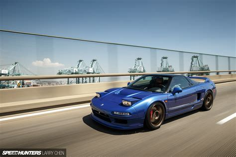 clarion builds an acura nsx with 230 000 speedhunters