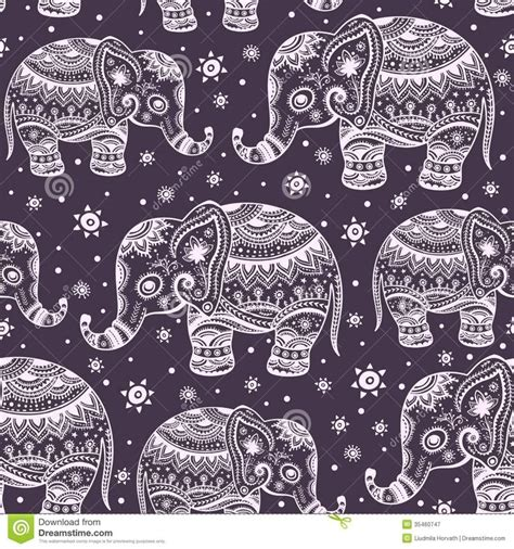 pattern elephant background 17 best images about elephants on pinterest tribal