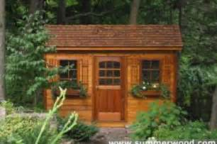 shed plans backyard building summerwood blueprints how build your own outdoor fitness park