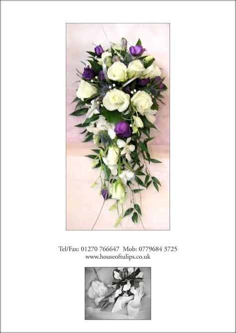 Wedding Brochure Paper by Florist Wedding Brochures