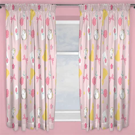 peppa pig tab top curtains girls character curtains disney frozen peppa pig pony