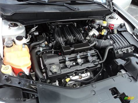 2008 dodge avenger se 2 7 liter dohc 24 valve flex fuel v6