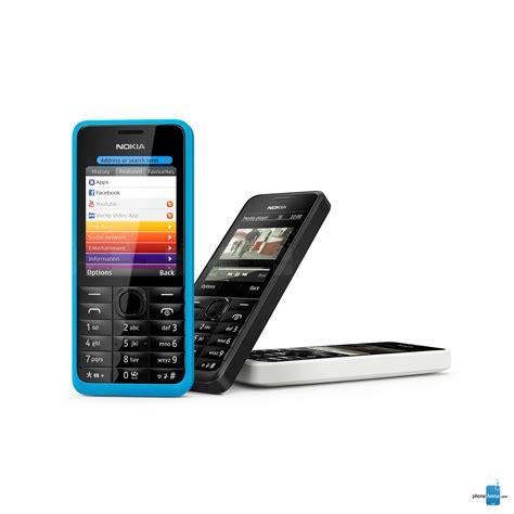 nokia phones nokia 301 specs