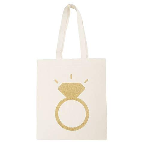 Totebag Rings ring tote bag by alphabet bags