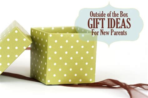 new year gifts for parents outside of the box gift ideas for new parents baby gizmo