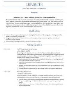 classic resume format