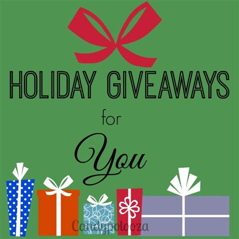 holiday giveaways for you candypolooza