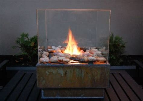 Feuerstelle Glas by Selbstgemachte Gartendeko 25 Gartenideen F 252 R Mehr