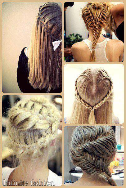 leuke haarstylen leuke haarvlechten