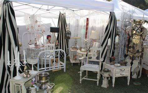 how to decorate a market tent white relics december vintage marketplace