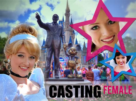 auditions 2015 disney channel in search of three sa presenters walt disney world resort now casting female performers