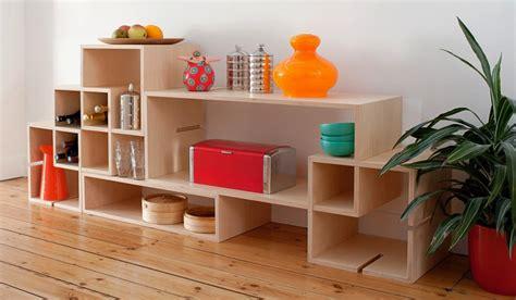 Plywood Shelf by Momodul Modular Plywood Shelving By Xavier Coenen Homeli