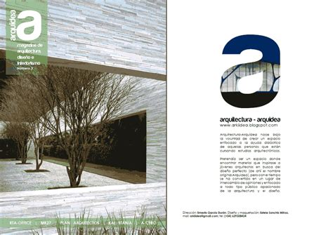architectural design magazine arquidea architecture magazine pdfpdf document