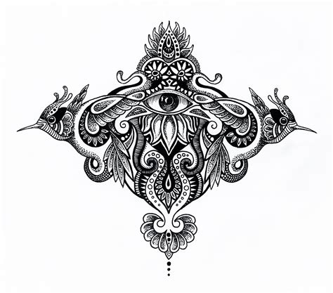 psychedelic tattoo designs psychedelic design on behance