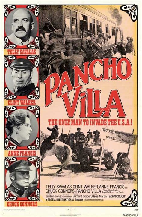 movies villa pancho villa movie posters from movie poster shop