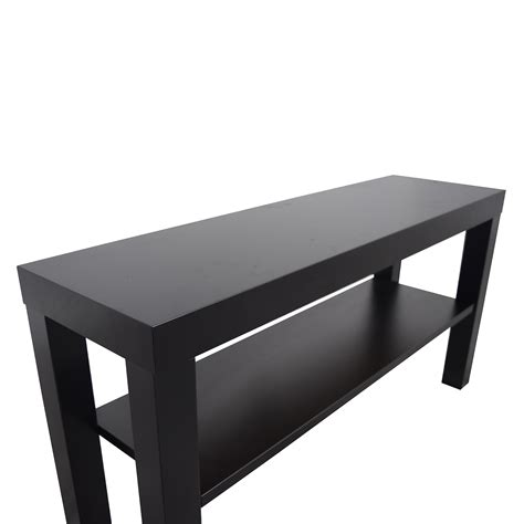 table tv ikea 59 ikea ikea lack black tv stand storage