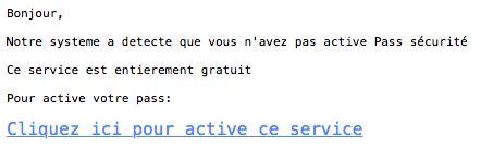 format email societe generale activ 233 votre s 233 rvic 233 s g phishing soci 233 t 233 g 233 n 233 rale