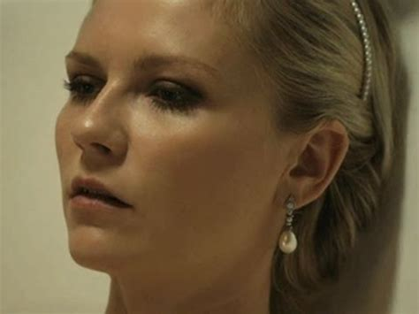 Kirsten Dunst All Things A Bout Of Depression by Melancholia 2011 Official Trailer Hd