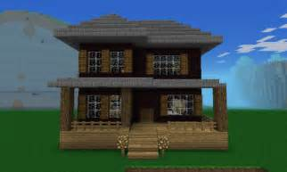 Cool House Designs cool compact woodland house design minecraft pocket edition