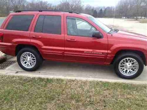 2003 Jeep Grand 4x4 Find Used 2003 Jeep Grand Limited Sport Utility 4
