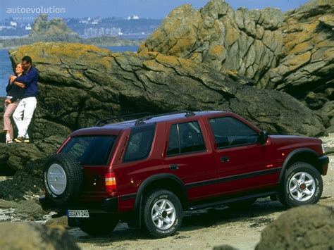 opel frontera modified opel frontera wagon specs 1995 1996 1997 1998