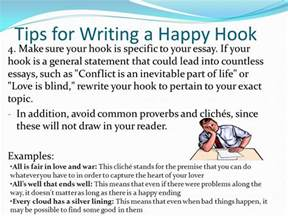 Hook Of An Essay by How To Develop A Hook For Essay Writing Ppt